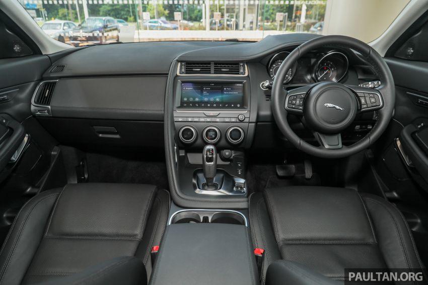 GALERI: Jaguar E-Pace P200 2.0L AWD 2020 – RM403k Image #1168708