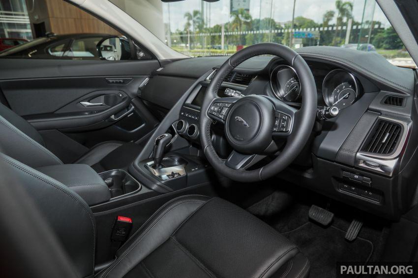 GALERI: Jaguar E-Pace P200 2.0L AWD 2020 – RM403k Image #1168709