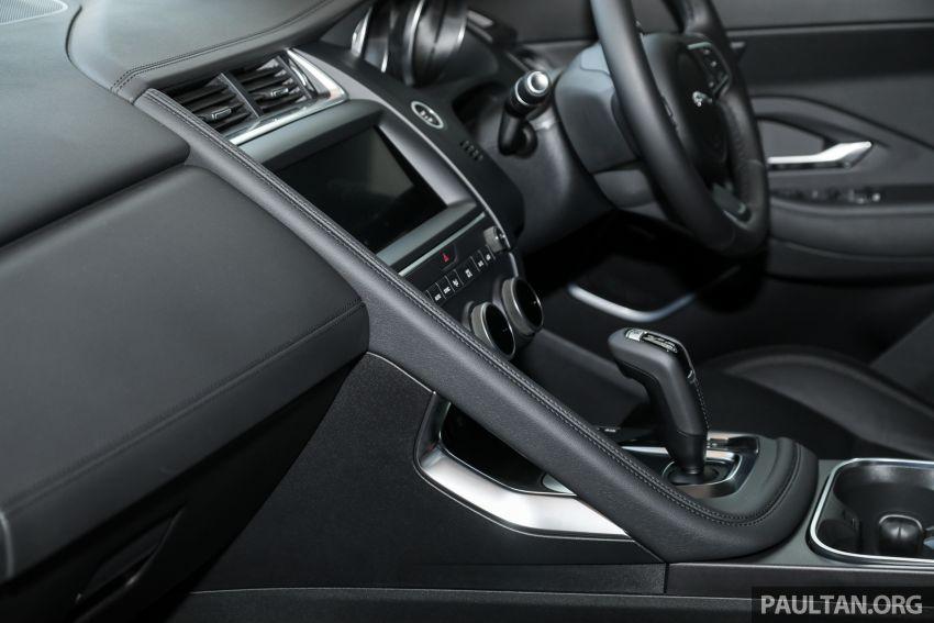 GALERI: Jaguar E-Pace P200 2.0L AWD 2020 – RM403k Image #1168740