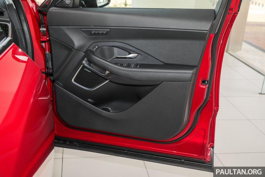 GALERI: Jaguar E-Pace P200 2.0L AWD 2020 – RM403k Image #1168752