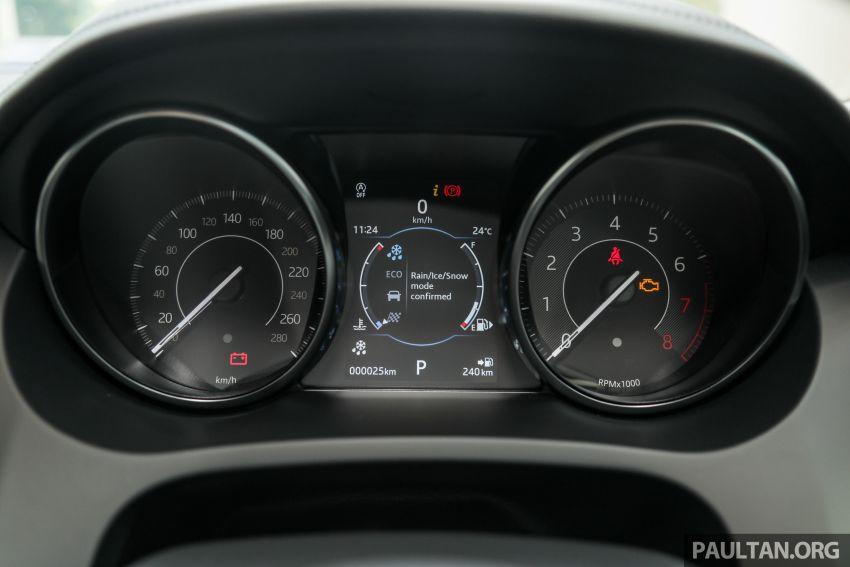 GALERI: Jaguar E-Pace P200 2.0L AWD 2020 – RM403k Image #1168711
