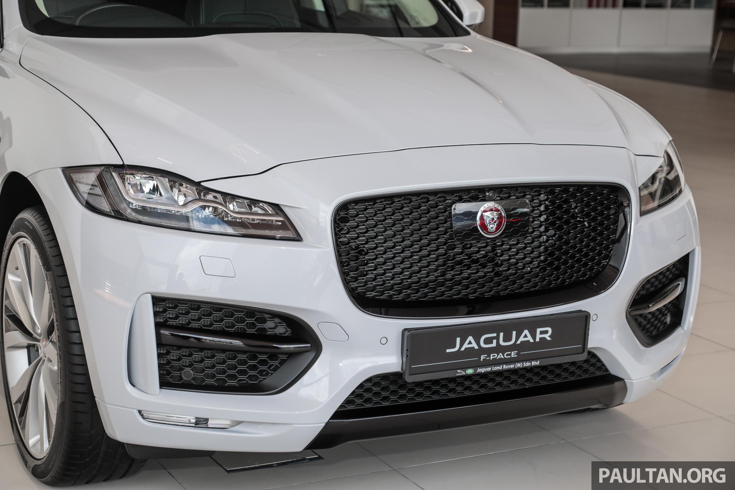 2020 Jaguar F Pace 2 0p Awd 5dr R Sport Malaysia Ext 6 Paul Tan S Automotive News