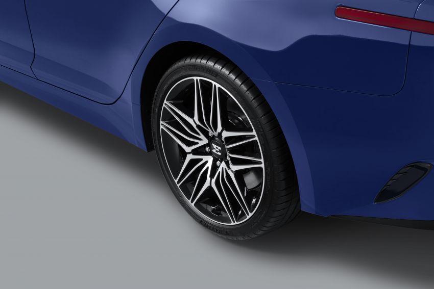 2020 Kia Stinger facelift – more details revealed; new 304 PS 2.5L turbo-four; turbo V6 now makes 373 PS Image #1168230