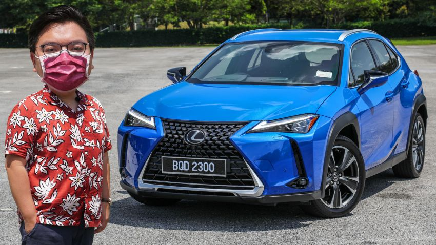 FIRST DRIVE: 2020 Lexus UX 200 Malaysian review Image #1164743