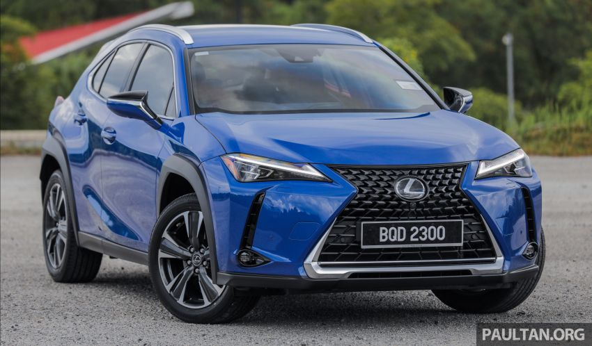 FIRST DRIVE: 2020 Lexus UX 200 Malaysian review Image #1164745