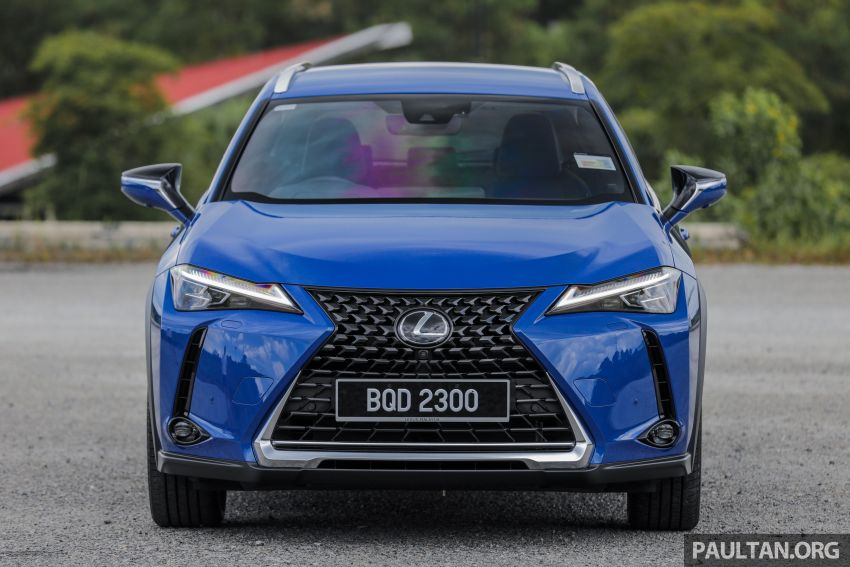 FIRST DRIVE: 2020 Lexus UX 200 Malaysian review Image #1164755