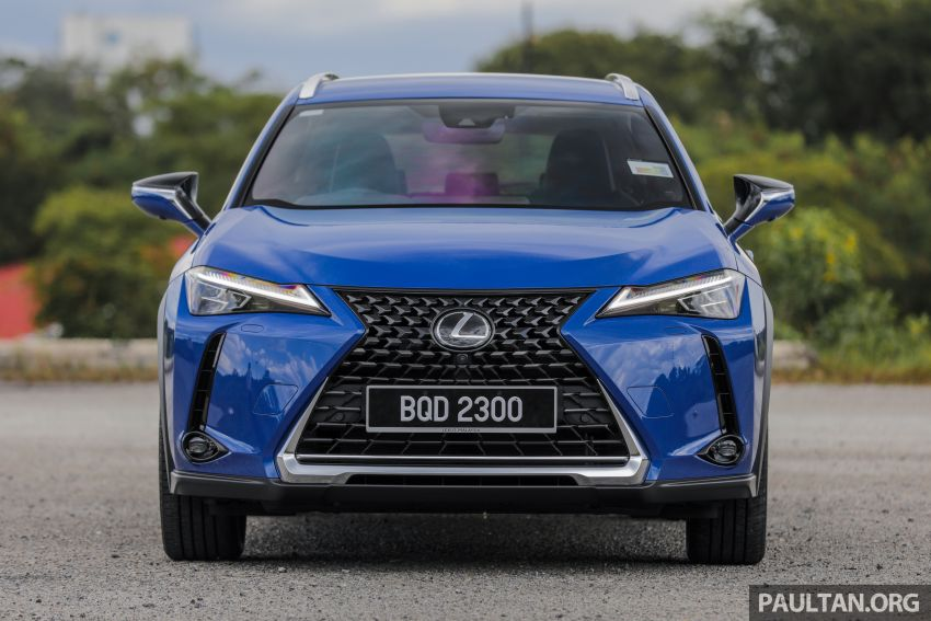FIRST DRIVE: 2020 Lexus UX 200 Malaysian review Image #1164756