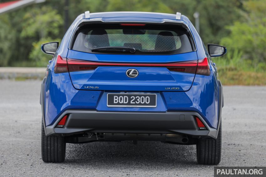 FIRST DRIVE: 2020 Lexus UX 200 Malaysian review Image #1164757