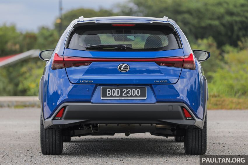 FIRST DRIVE: 2020 Lexus UX 200 Malaysian review Image #1164758