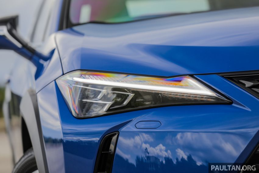 FIRST DRIVE: 2020 Lexus UX 200 Malaysian review Image #1164760