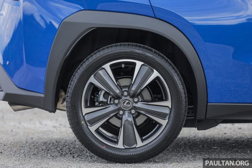 FIRST DRIVE: 2020 Lexus UX 200 Malaysian review Image #1164772