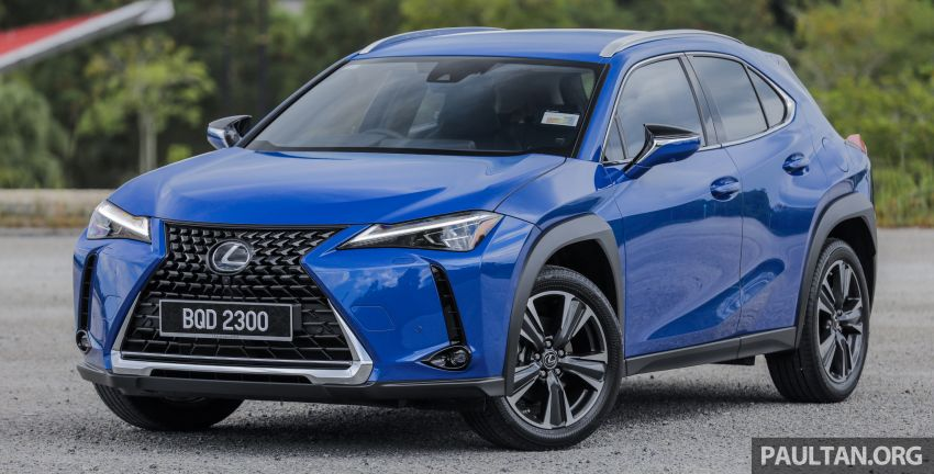 FIRST DRIVE: 2020 Lexus UX 200 Malaysian review Image #1164747