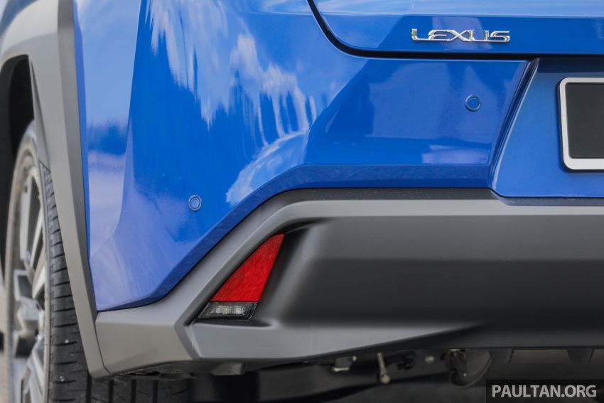 FIRST DRIVE: 2020 Lexus UX 200 Malaysian review Image #1164777