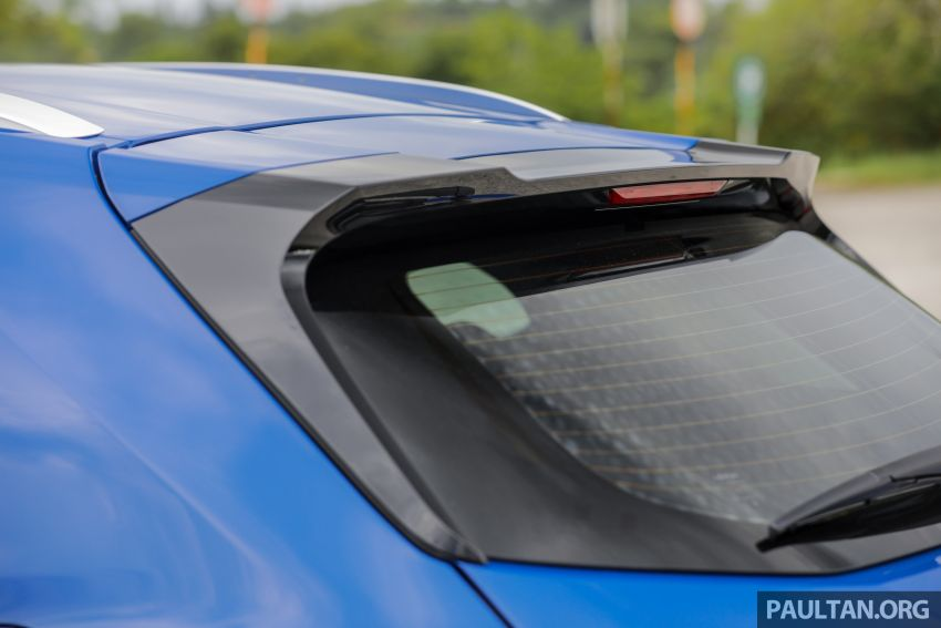 FIRST DRIVE: 2020 Lexus UX 200 Malaysian review Image #1164780