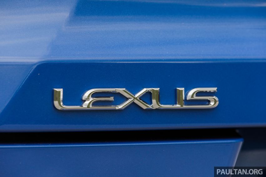 FIRST DRIVE: 2020 Lexus UX 200 Malaysian review Image #1164781