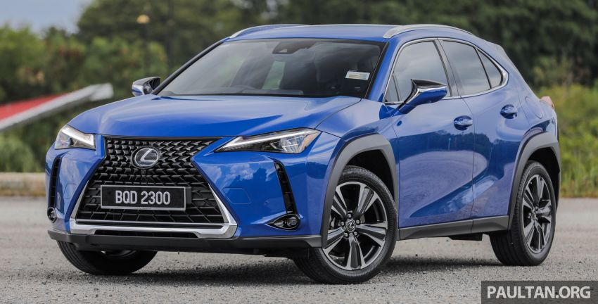 FIRST DRIVE: 2020 Lexus UX 200 Malaysian review Image #1164748