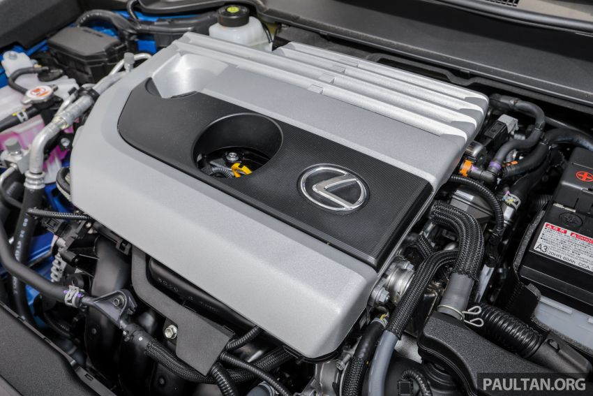 FIRST DRIVE: 2020 Lexus UX 200 Malaysian review Image #1164784