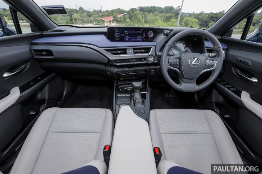 FIRST DRIVE: 2020 Lexus UX 200 Malaysian review Image #1164785