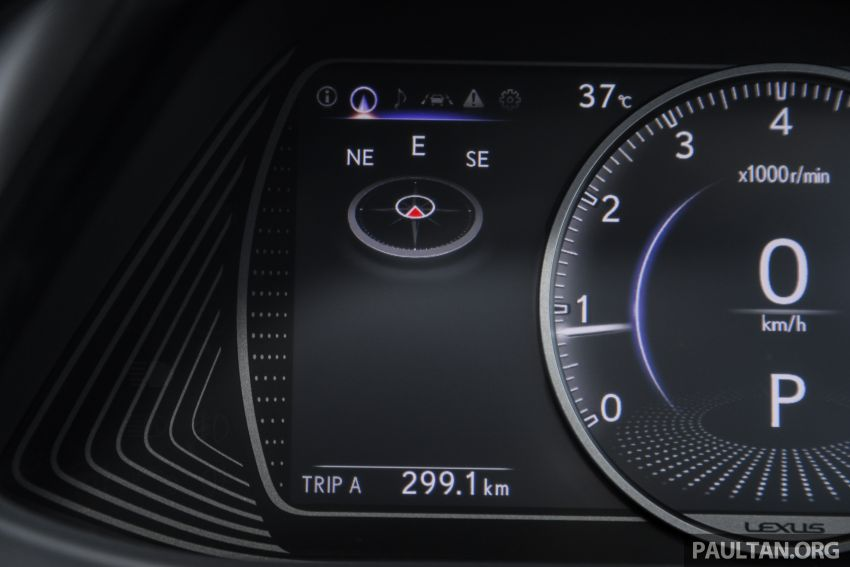 FIRST DRIVE: 2020 Lexus UX 200 Malaysian review Image #1164796
