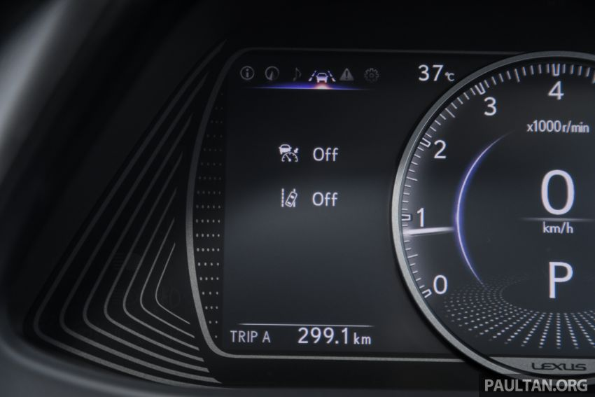 FIRST DRIVE: 2020 Lexus UX 200 Malaysian review Image #1164798