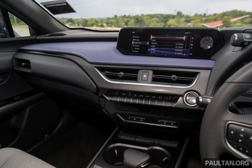 FIRST DRIVE: 2020 Lexus UX 200 Malaysian review Image #1164802