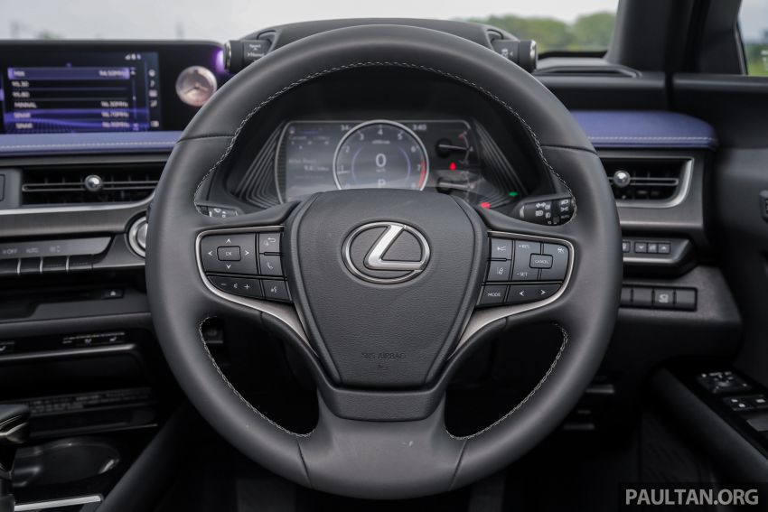 FIRST DRIVE: 2020 Lexus UX 200 Malaysian review Image #1164787