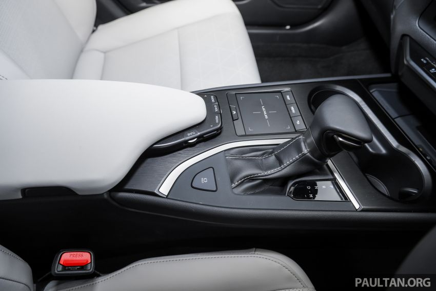 FIRST DRIVE: 2020 Lexus UX 200 Malaysian review Image #1164819