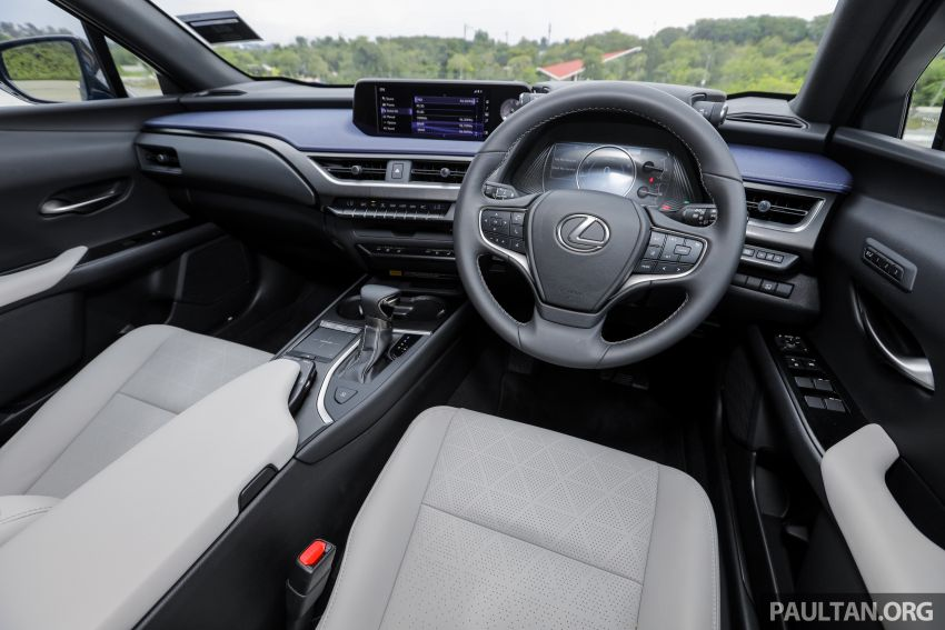 FIRST DRIVE: 2020 Lexus UX 200 Malaysian review Image #1164824