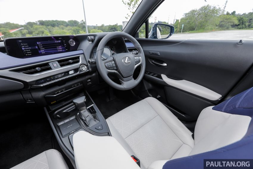 FIRST DRIVE: 2020 Lexus UX 200 Malaysian review Image #1164825