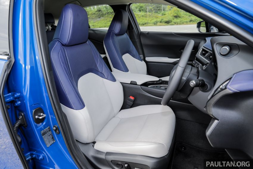 FIRST DRIVE: 2020 Lexus UX 200 Malaysian review Image #1164829