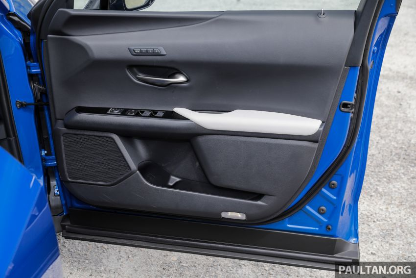 FIRST DRIVE: 2020 Lexus UX 200 Malaysian review Image #1164833