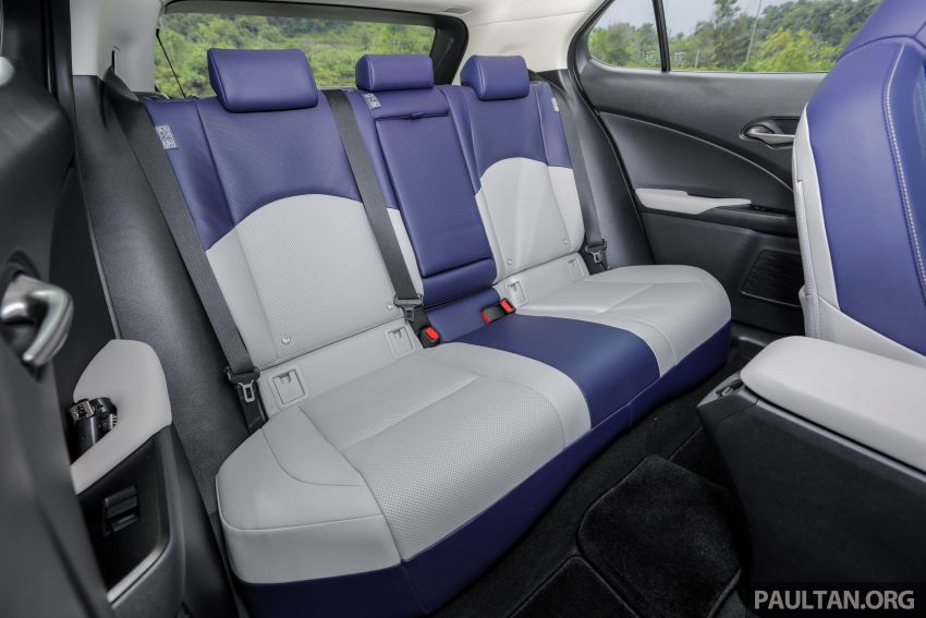 FIRST DRIVE: 2020 Lexus UX 200 Malaysian review Image #1164836
