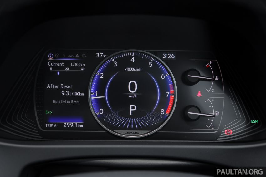 FIRST DRIVE: 2020 Lexus UX 200 Malaysian review Image #1164790