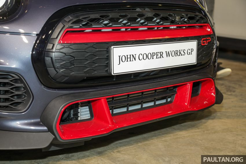 2020 MINI John Cooper Works GP launched – hot two-seater F56 with 306 PS, just 10 units in M'sia, RM377k Image #1166739
