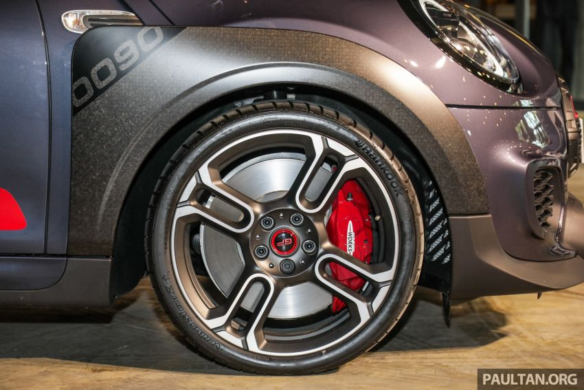 2020 MINI John Cooper Works GP launched – hot two-seater F56 with 306 PS, just 10 units in M'sia, RM377k Image #1166740