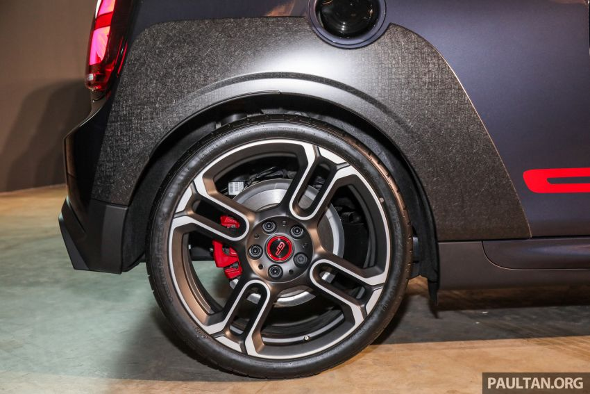 2020 MINI John Cooper Works GP launched – hot two-seater F56 with 306 PS, just 10 units in M'sia, RM377k Image #1166741