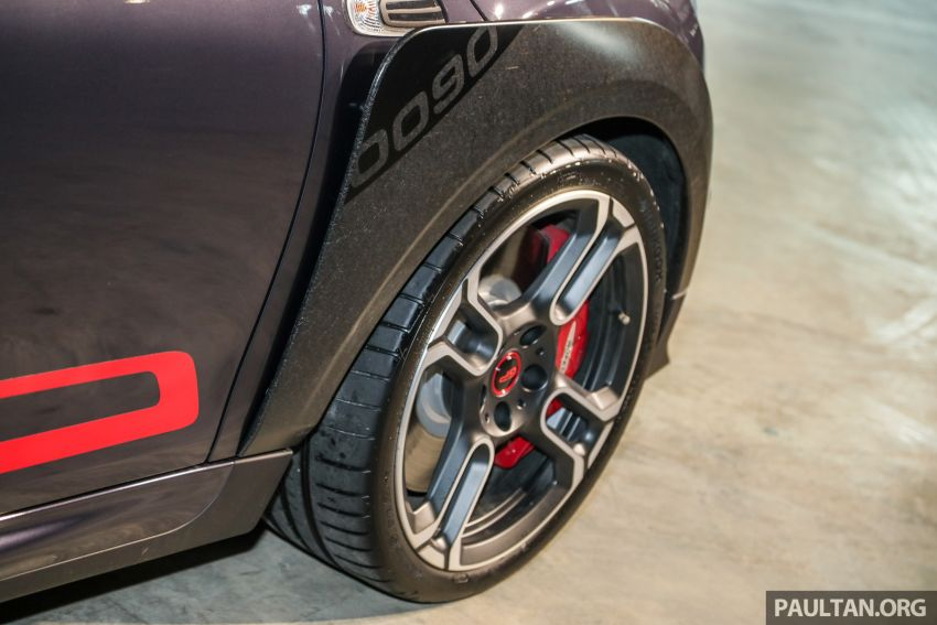 2020 MINI John Cooper Works GP launched – hot two-seater F56 with 306 PS, just 10 units in M'sia, RM377k Image #1166742