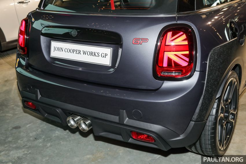 2020 MINI John Cooper Works GP launched – hot two-seater F56 with 306 PS, just 10 units in M'sia, RM377k Image #1166748