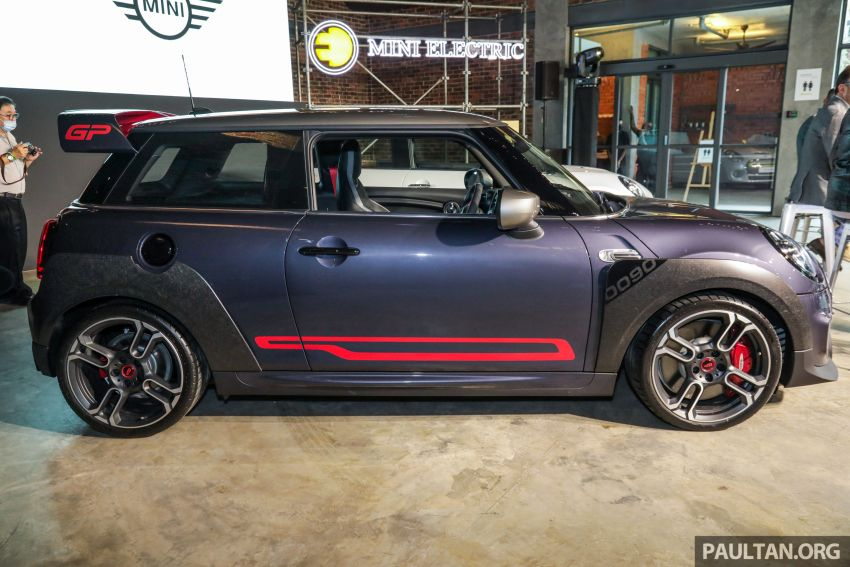2020 MINI John Cooper Works GP launched – hot two-seater F56 with 306 PS, just 10 units in M'sia, RM377k Image #1166730