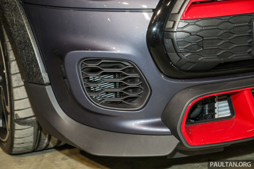 2020 MINI John Cooper Works GP launched – hot two-seater F56 with 306 PS, just 10 units in M'sia, RM377k Image #1166737