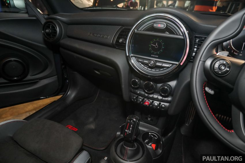 2020 MINI John Cooper Works GP launched – hot two-seater F56 with 306 PS, just 10 units in M'sia, RM377k Image #1166770