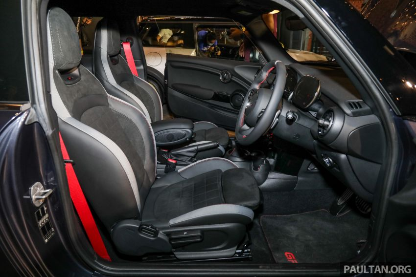 2020 MINI John Cooper Works GP launched – hot two-seater F56 with 306 PS, just 10 units in M'sia, RM377k Image #1166788