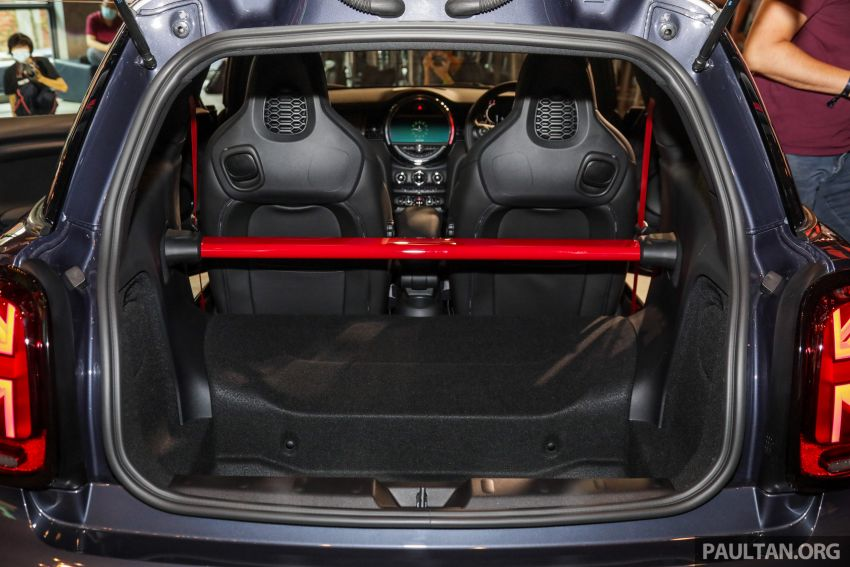 2020 MINI John Cooper Works GP launched – hot two-seater F56 with 306 PS, just 10 units in M'sia, RM377k Image #1166800
