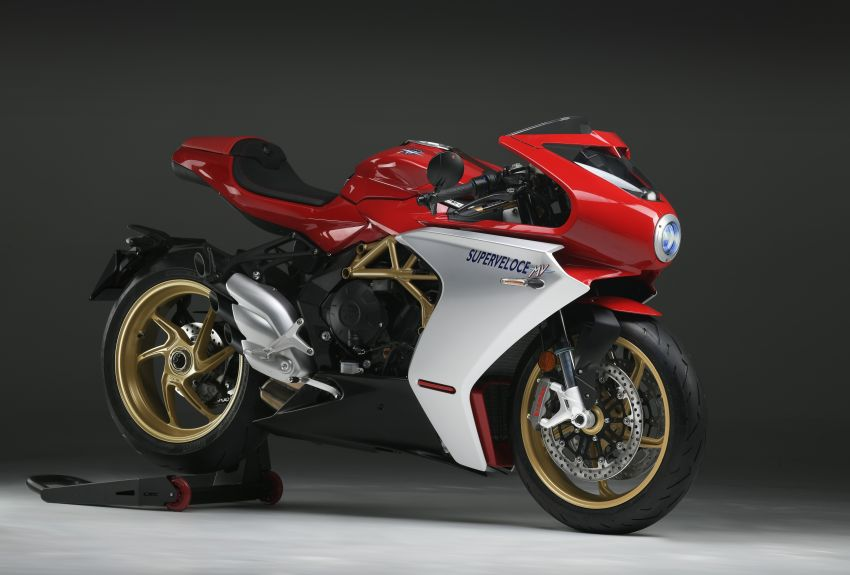 2020 MV Agusta Superveloce 800, RM93,272 in Europe Image #1157158