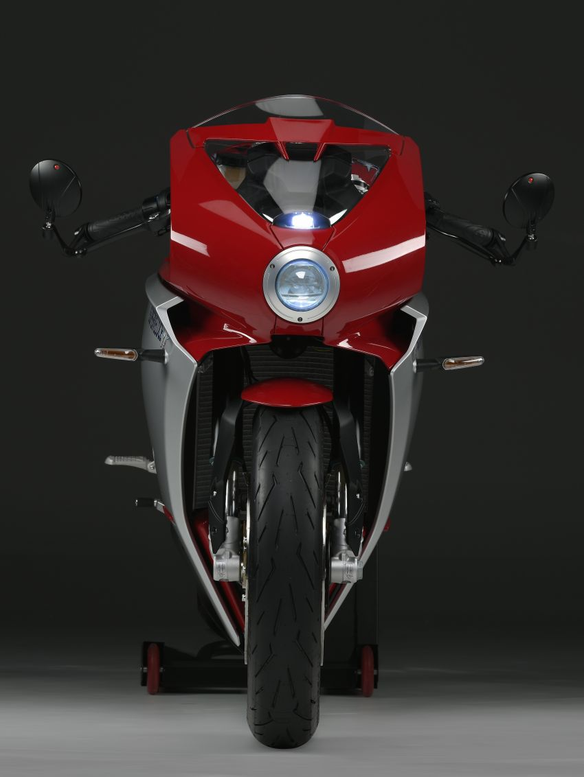 2020 MV Agusta Superveloce 800, RM93,272 in Europe Image #1157159