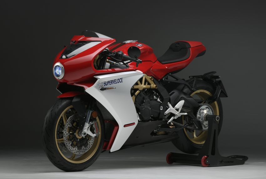 2020 MV Agusta Superveloce 800, RM93,272 in Europe Image #1157160