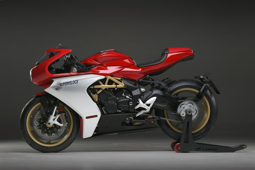 2020 MV Agusta Superveloce 800, RM93,272 in Europe Image #1157161
