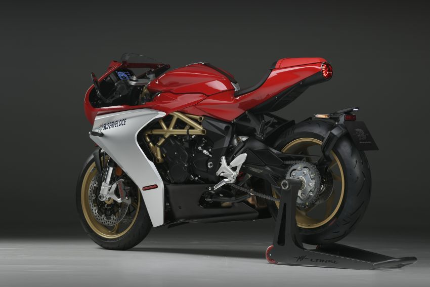 2020 MV Agusta Superveloce 800, RM93,272 in Europe Image #1157162