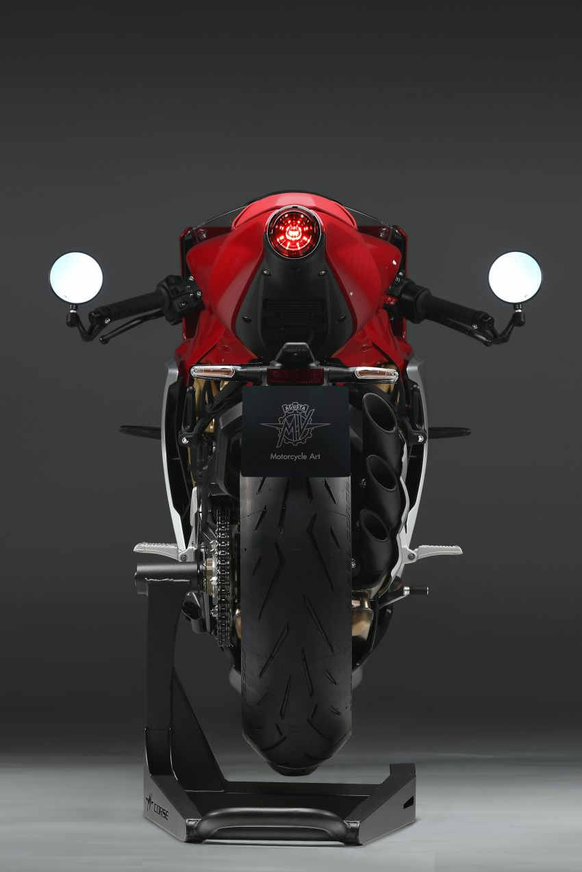 2020 MV Agusta Superveloce 800, RM93,272 in Europe Image #1157163