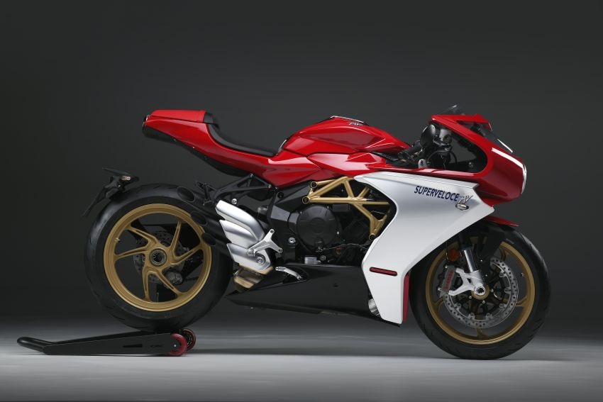 2020 MV Agusta Superveloce 800, RM93,272 in Europe Image #1157165